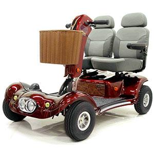 Three wheel moped 10